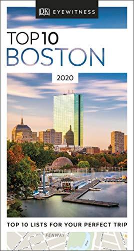 Top 10 Boston (DK Eyewitness Travel Guide) (English Edition)