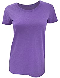 Bella Ladies/Womens Triblend Crew Neck T-Shirt