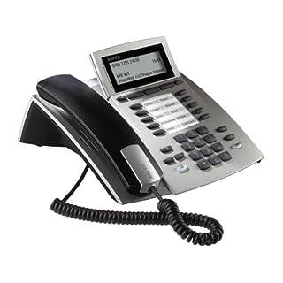 Agfeo ST42 Systemtelefon (S0/UP0, Timerfunktion, Interntaste) silber