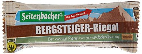Seitenbacher Bergsteiger Riegel für Aufsteiger, 6er Pack (6 x 50 g)
