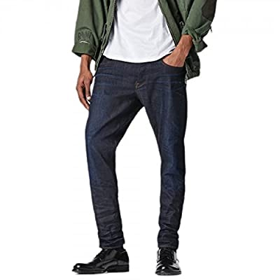 G-Star RAW Men's 3301 Tapered Fit Jeans