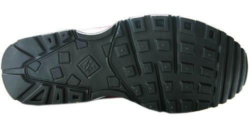 Nike Air Max 90 Essential, Scarpe da Corsa Uomo, 41 EU Rojo (Gym Red / White-Black-White)
