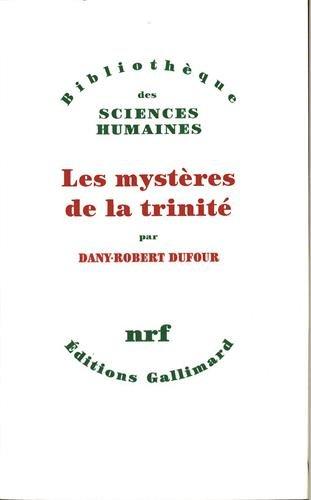 Les Mystères de la trinité