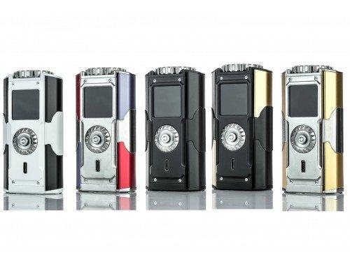 Preisvergleich Produktbild SX Mini T Class Akkuträger 200 Watt - Farbe: schwarz