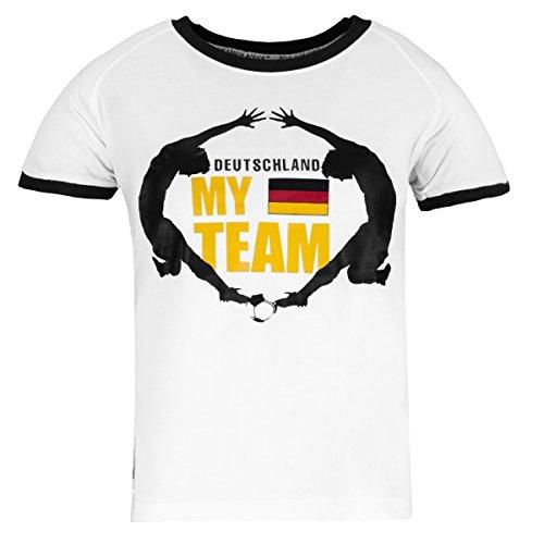 Fila Unisex, Herren FIFA WM 2010 TM Emblem D T-Shirt