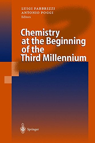 Chemistry at the Beginning of the Third Millennium. : Molecular Design, Supramolecules, Nanotechnology and Beyond, Proceedings of the German-Italian ... Group Universities Pavia, 7-10 October 1999