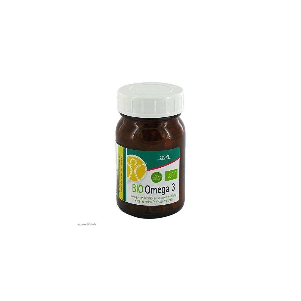 Omega 3 Perillal Biologische Kapseln 150 St Kapseln