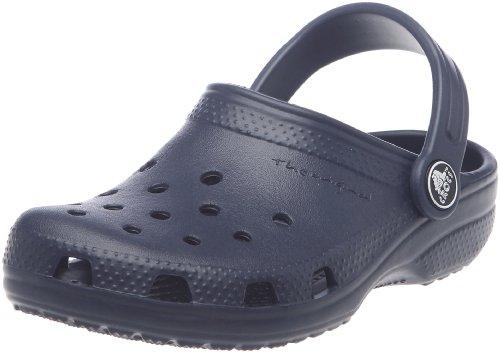 Crocs Classic le First, Sabot Unisex – Bambini blu (Blau (Marine))