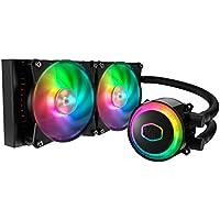 Cooler Master MLX-D24M-A20PC-R1 Ventola per CPU, Nero