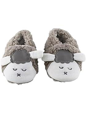 Baby Kleinkind Infant Slipper Stiefel Schafe warme weiche Prewalker Sneaker Krippe Schuhe