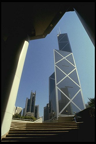 120058-im-peis-bank-of-china-asias-tallest-building-a4-photo-poster-print-10x8