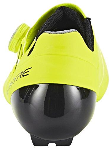... Shimano SH-RC9Y Schuhe Unisex yellow 2017 Mountainbike-Schuhe Gelb ...