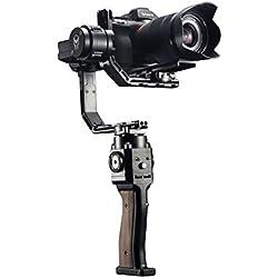 Tilta G1gr-t023ejes Handheld Gimbal Estabilizador de hasta 3kg DSLR Cámaras Sin Espejo de 32bits MCUs 360° motores sin escobillas Canon Sony A7A7R A7S II A6300A6500Panasonic GH4GH5Zhiyun grúa V2