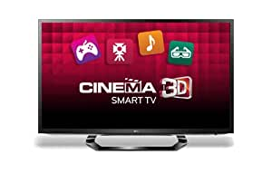 LG 47LM620T 47-inch Widescreen Full HD 1080p LED Cinema 3D Smart TV with Freeview HD (discontinued by manufacturer)