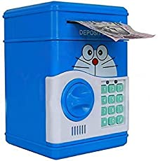 ATM Coin Bank for Kids (Multi - Color)