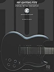 101 Guitar Tips By Adam St. James + Cd