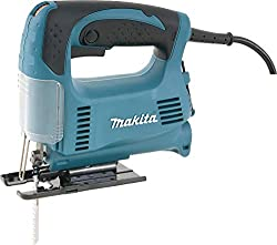 Makita 4327 Säbelsägen, 450 W, 100 V, Schwarz, Blau