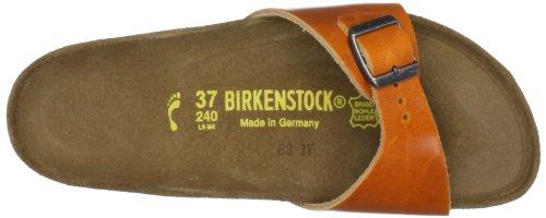 Birkenstock Madrid, Des sandales femme Orange (Orange)