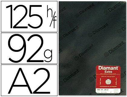 Diamant DIN-A-2 - Papel vegetal diamante, A2