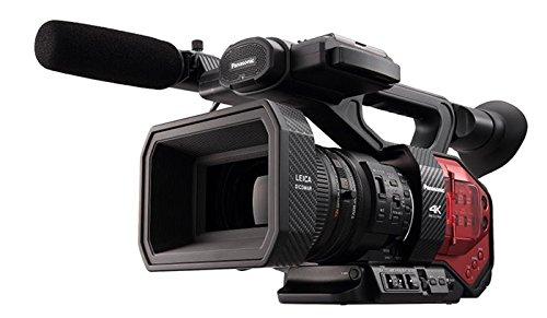 Kit AG-DVX200EJ Camcorder Panasonic 4K + 1 Akku SWIT 6A + 2 Memory Card Sandisk 64 GB 95MBs - Microphone not included