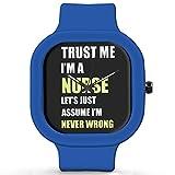 Best Nurses Watch - BigOwl Unisex watch for Men And Women Review