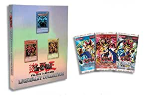 Yu-Gi-Oh! Classeur Legendary Collection - Dieux Egyptiens + 6 boosters (Produit Anglais)