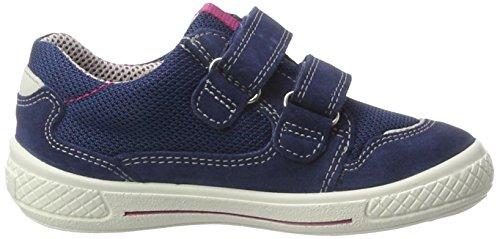 Superfit Mädchen Tensy Surround Sneakers Blau (Water Multi 89)