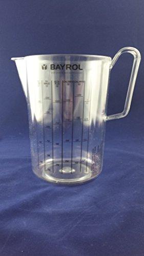 Messbecher Bayrol für leichteres dosieren