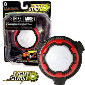 Wowwee: Light Strike Interactive Single Target for use with G.A.R 023 D.C.R.012 S.R 143 GUNS,
