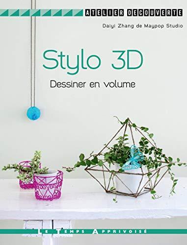 Stylo 3D Dessiner en volume par Daiyi Zhang