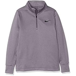 Nike Jungen Longsleeve Therma Half-Zip