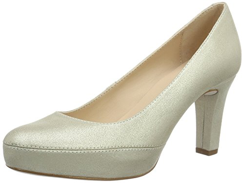 Unisa Damen Numar_17_mts Pumps Gold (Platino)