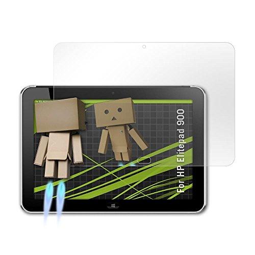 atFolix Bildschirmfolie kompatibel mit HP Elitepad 900 Spiegelfolie, Spiegeleffekt FX Schutzfolie
