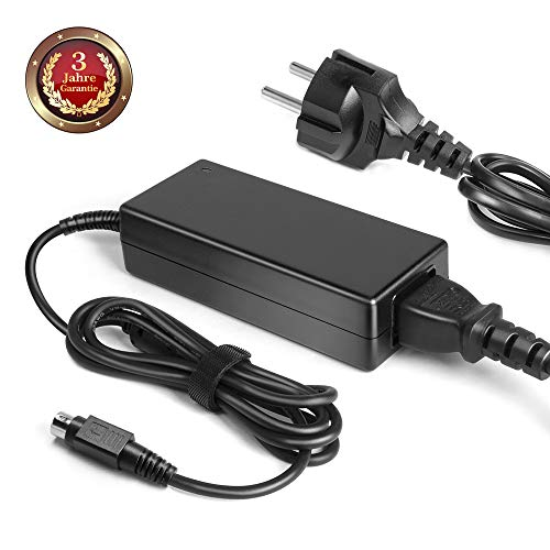 12 Volt 5A 60W Netzteil AC Adapter mit 4PIN /4Polig für LCD/TFT FSC Futro S400 AD-1260B TK-5377, Avtex W153D, AK083, SAWA-010500, LCD TV Monitor TV DVR, Hikvision TVI DVR, Viewsonic Monitor HASU05F 15in Lcd Dvr
