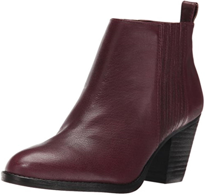 Stivaletti alla caviglia da donna Fiffi, Vino, 8,5 M M M US | Una Grande Varietà Di Merci  0a1d84