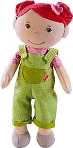 HABA 303732 Accesorio para muñecas - Accesorios para muñecas (1.5 yr(s),, Polyester, Girl, 150 mm, 75 g)