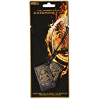 The Hunger Games Catching Fire Disctrict 4 and 12 Seals Friendship Necklace