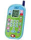 VTech-El teléfono móvil electrónico Interactivo Que simula conversación telefónica con el niño y Las...