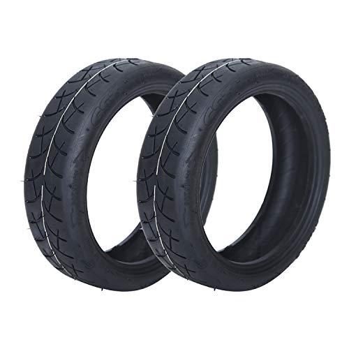 2 stücke Verdickt Äußere Rohre 8 1/2 x 2 Ersatzreifen Reifen Kompatibel mit Xiaomi Xiao Mi Mijia M365 Elektroroller