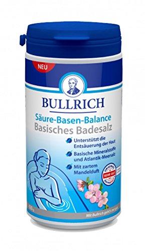 Bullrich Basisches Badesalz, basisches Basenerzeugnis, 420 g