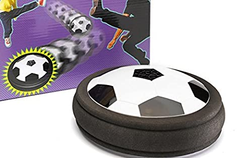 Air Power Football Perfect for indoor play Air Power Soccer Disk by Unknown