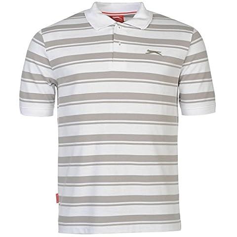 Polo Slazenger - Slazenger Homme Pique Yd Polo Shirt T-Shirt