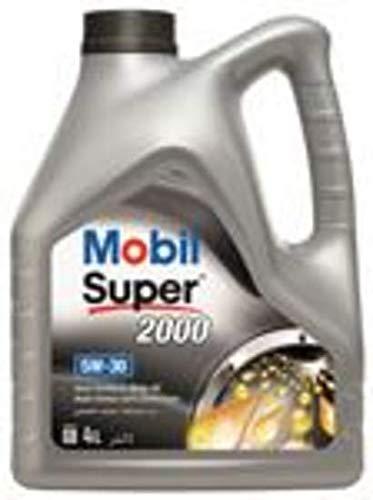 Mobil Super 2000 X1 sae 5w30 5 litri