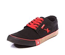 Sparx Men 175 Black Casual Shoes-8 UK