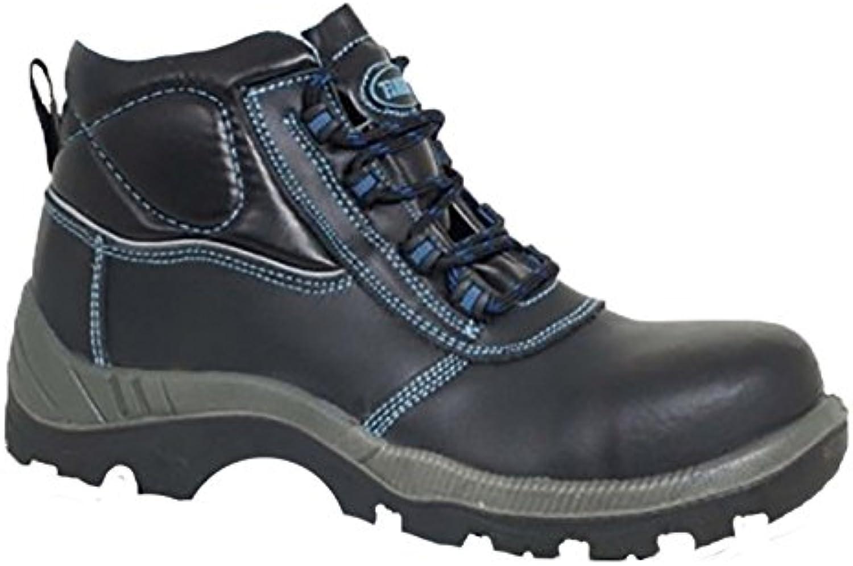 Parossoes sp5019 ne36 acero Scarpe di sicurezza S3 taglia 36 nero blu   Stile elegante    Gentiluomo/Signora Scarpa