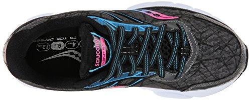 Saucony Breakthru Women's Scarpe Da Corsa Grey/pink/blue
