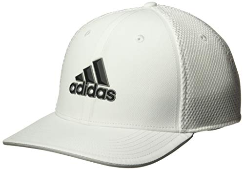adidas Herren A-Stretch Tour Hat Hut, weiß, X-Large Adidas Stretch Hat