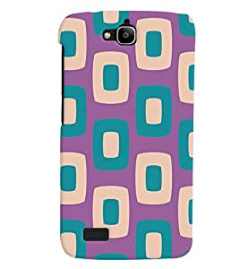 GADGET LOOKS PRINTED BACK COVER FOR Huawei Honor Holly MULTICOLOR