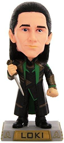 Funko - Figura con cabeza móvil Loki, Thor Marvel (FU3230)