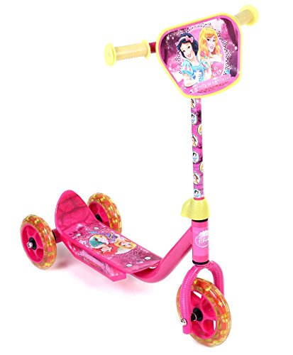 Excel Innovators Three Wheeler Scooter - Disney Princess, Pink